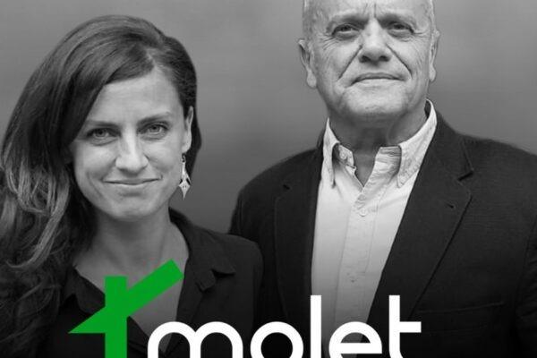 Eduardo Molet y Lucía Molet