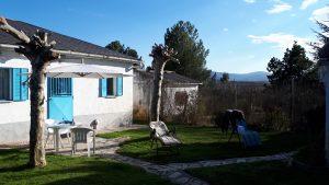 Chalet con vistas en Buitrago de Lozoya
