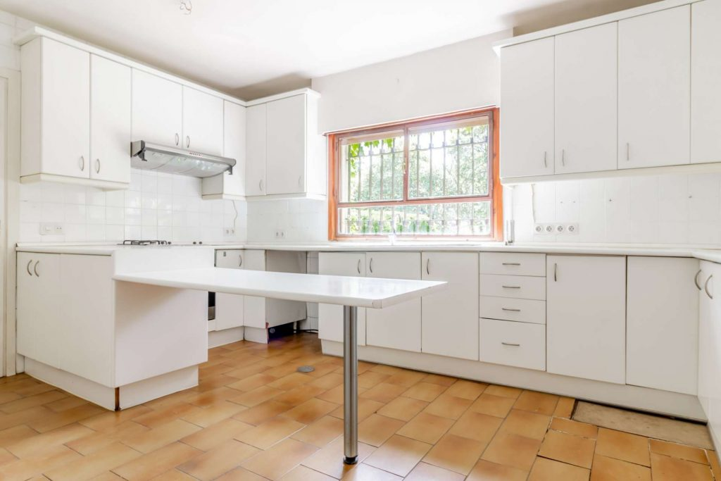 Cocina de casa en Collado Villalba