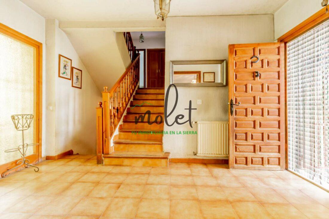 Chalet pareado de 208 m²